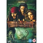 Pirates caribbean dvd Filmer Pirates Of The Caribbean - Dead Man's Chest [DVD]